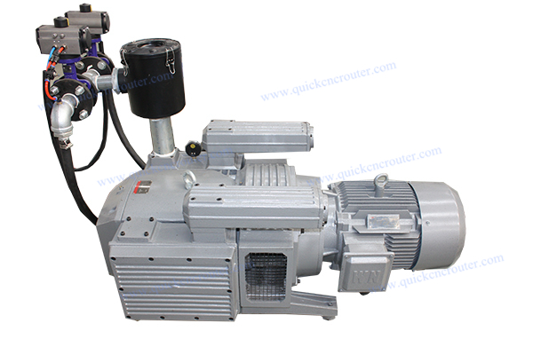 Chinese Fan Cooling Vacuum Pump